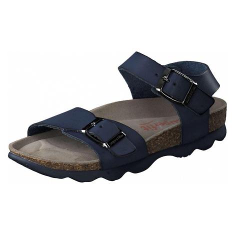 Superfit Sandale Mädchen%7CJungen blau