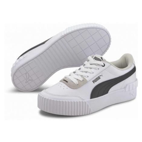 Puma CARINA LIFT SNAKE weiß - Damen Sneaker