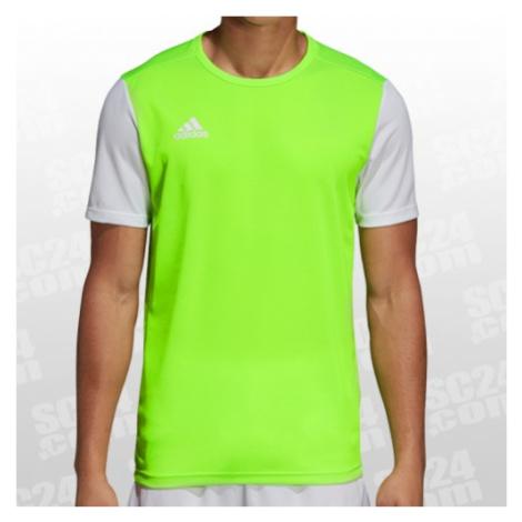 Adidas Estro 19 Jersey grün/weiss Größe XL