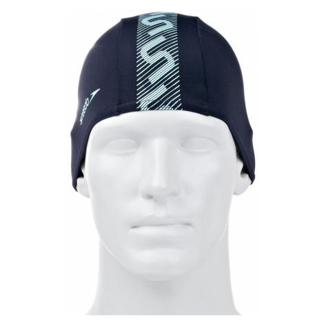 Speedo Monogram Endurance® Badekappe, Navy/Blue