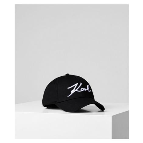 K/Signature Basecap Karl Lagerfeld