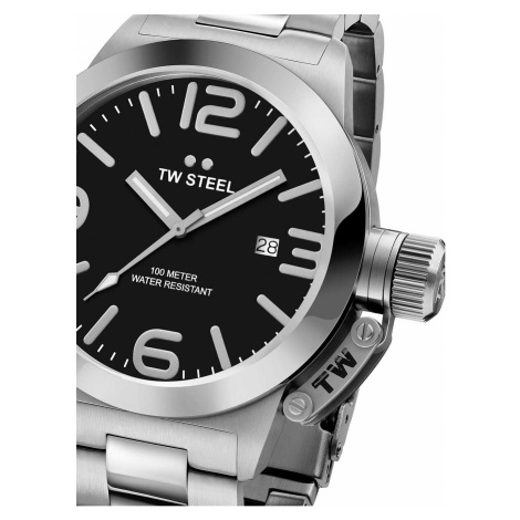 TW-Steel CB1 Canteen 45mm 10ATM