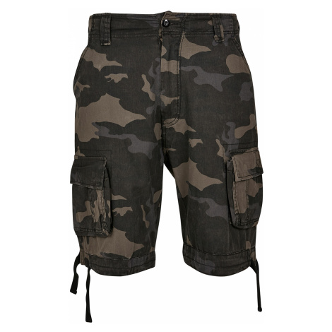Brandit Shorts URBAN LEGEND CARGO SHORTS BD2012 Darkcamo