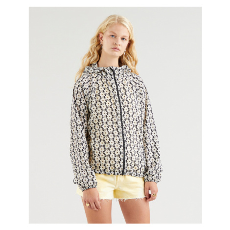 Levi's® Lina Packable Jacket Schwarz Weiß Levi´s