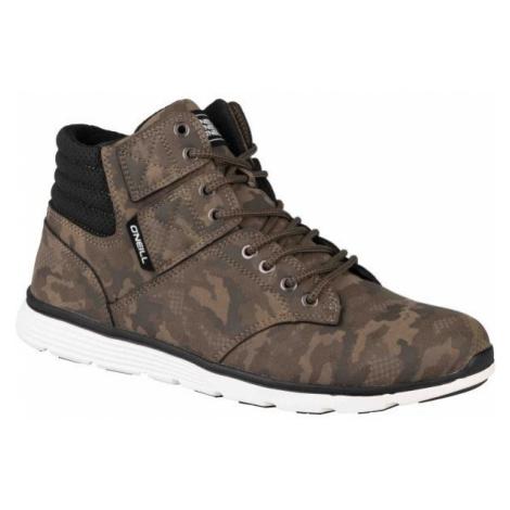 O'Neill RAILER LT CAMO braun - Herren Sneaker