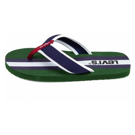 Blaue flip flops für herren