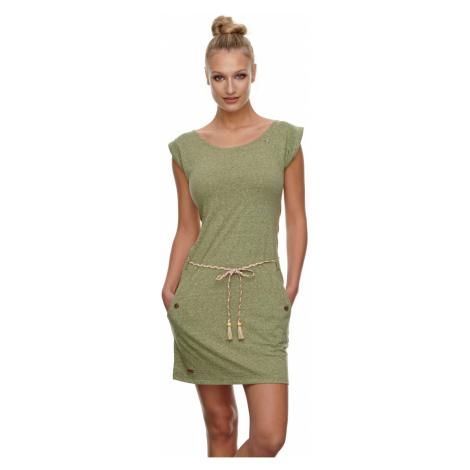 Ragwear Kleid Damen TAG 2111-20014 Khaki 5031 Olive