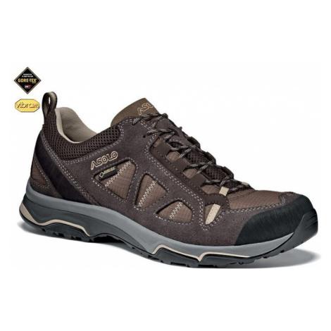 Schuhe Asolo Megaton GV MM elephant/brown/A136