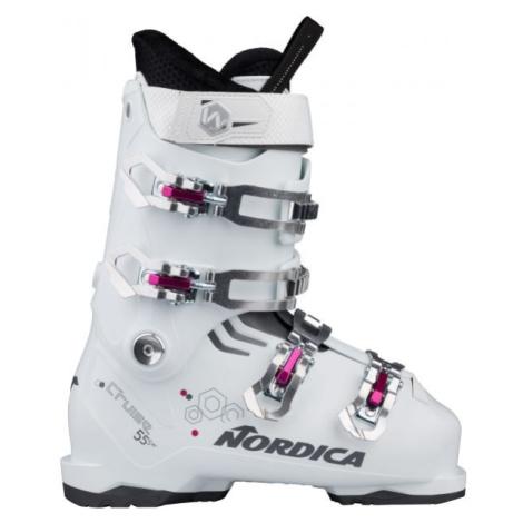 Nordica THE CRUISE 55 S W weiß - Damen Skischuhe