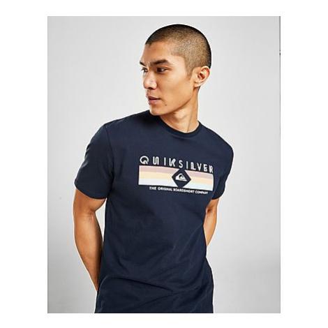 Quiksilver Central Strip T-Shirt Herren - Herren