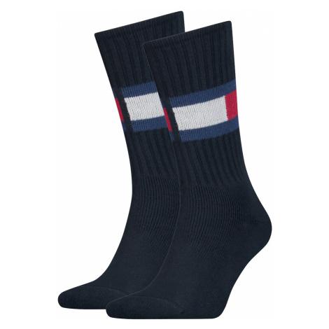 Tommy Hilfiger Unisex Socken Th Flag 1Er Pack