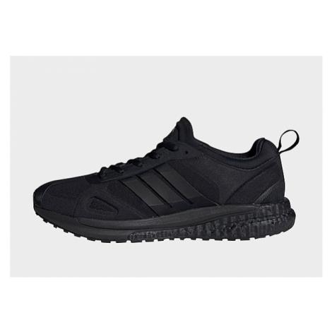 Adidas SolarGlide Laufschuh - Core Black / Core Black / Core Black - Damen, Core Black / Core Bl
