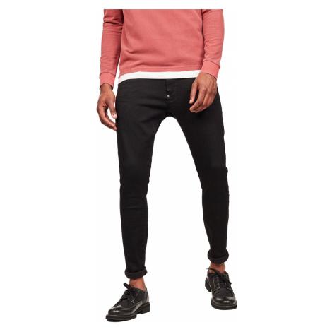 G-Star Herren Jeans Revend - Skinny Fit - Schwarz - Pitch Black G-Star Raw