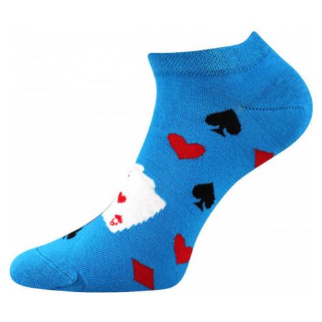 Boma PETTY 010 blau - Socken