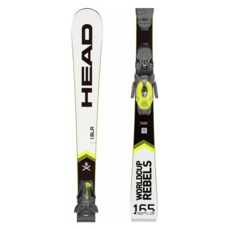Head WC REBELS ISLR + PR 11 - Ski mit Bindung