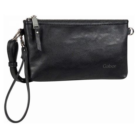 Unisex Gabor Handtaschen schwarz EMMY Clutch, schwarz