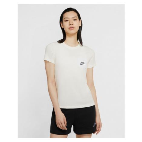 Nike Sportswear Icon Clash T-Shirt Weiß