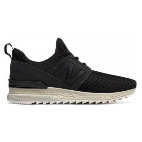 New Balance MS574DUK schwarz - Herren Sneaker
