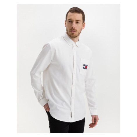 Tommy Jeans Hemd Weiß Tommy Hilfiger