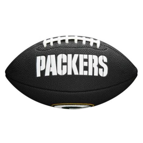 Wilson MINI NFL TEAM SOFT TOUCH FB BL GB - American Football