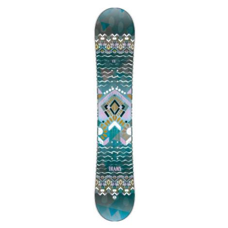 TRANS CU JUNIOR GIRL FULLROCKER - Kinder Snowboard