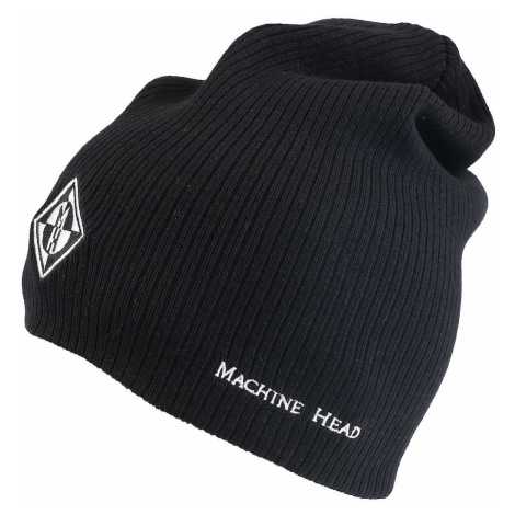 Beanie Mütze Machine Head - Diamond - Schwarz - RTMHBEBDIA