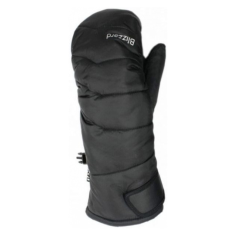 Blizzard VIVA MITTEN SKI GLOVES BLACK schwarz - Handschuhe