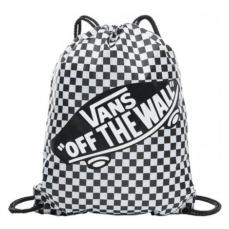 VANS Benched Tasche (black-white Checkerboard) Damen Weiß, One Size