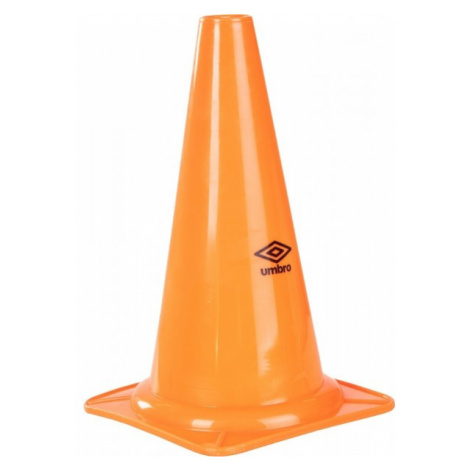 Umbro COLOURED CONES - 30cm orange - Kegel