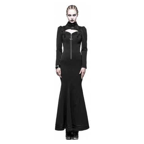 Damen Kleid PUNK RAVE - Fata Morgana - Q-330 BK