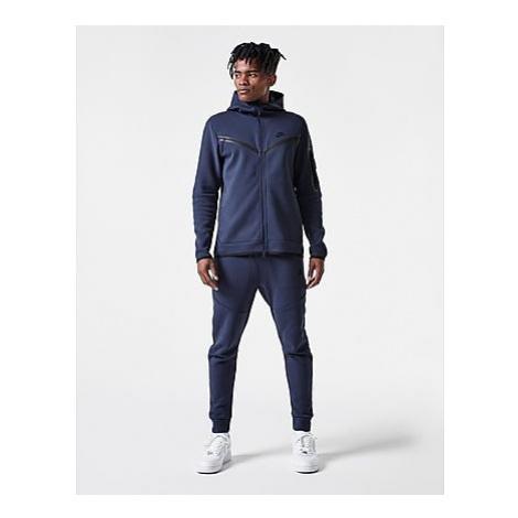 Nike Tech Fleece Jogginghose Herren - Midnight Navy/Black - Herren, Midnight Navy/Black