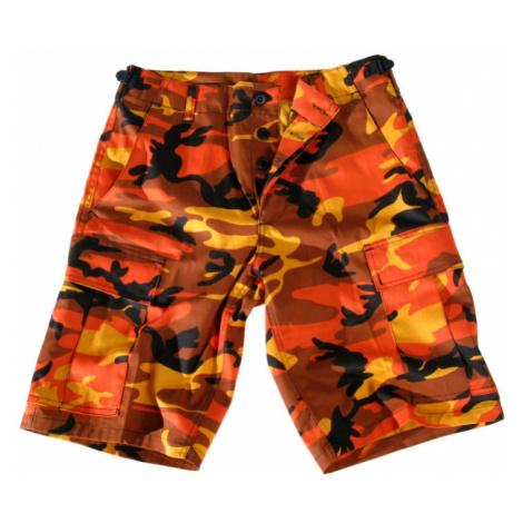 Shorts men US-BDU Short Import - ORANGE - 200800