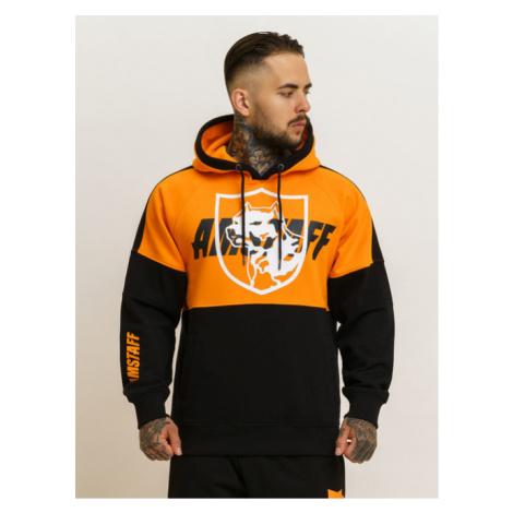 Amstaff Karon Hoodie - orange