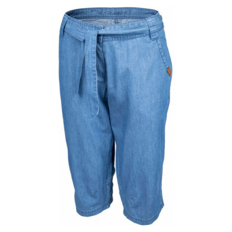 Willard CARI blau - Damen Canvas 3/4 Hose