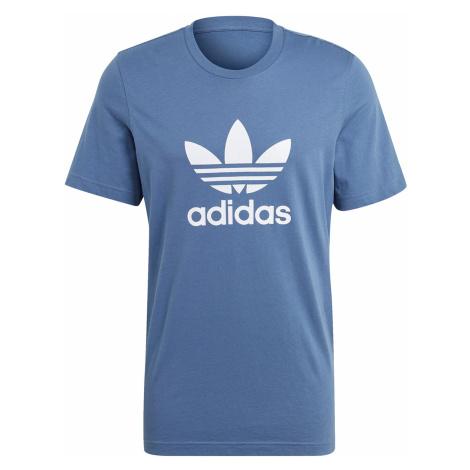 Adidas Originals T-Shirt Herren TREFOIL T-SHIRT GN3467 Blau