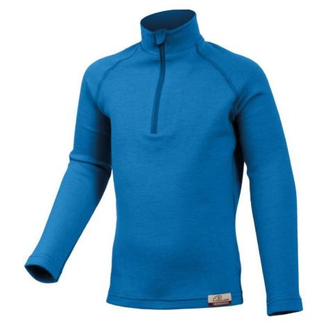 Merino Sweatshirt Lasting SOLY 5151 blue