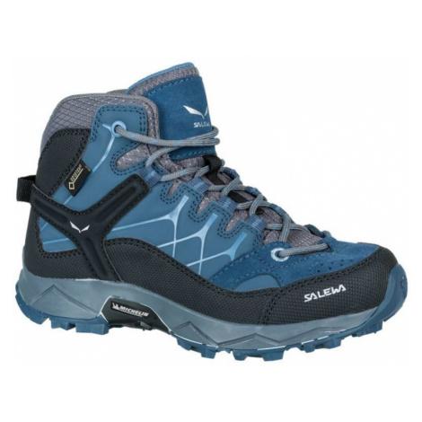 Schuhe Salewa JR ALP TRAINER MID GTX 64006-0365