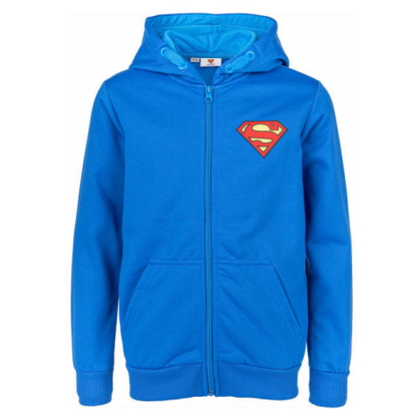 Warner Bros HERO JNR SUPER blau - Sweatjacke für Jungen