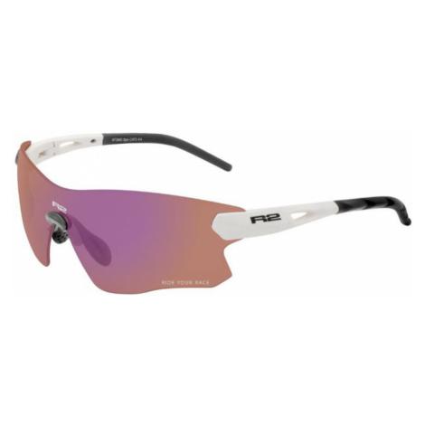 Sport- Sonnen- Brille R2 Spin white AT084D