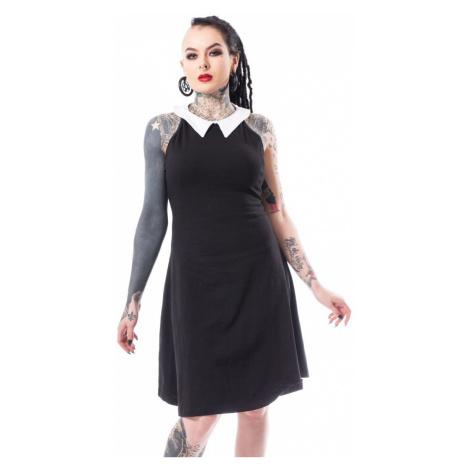 Damen Kleid Heartless - LOUISE - SCHWARZ - POI581 XL