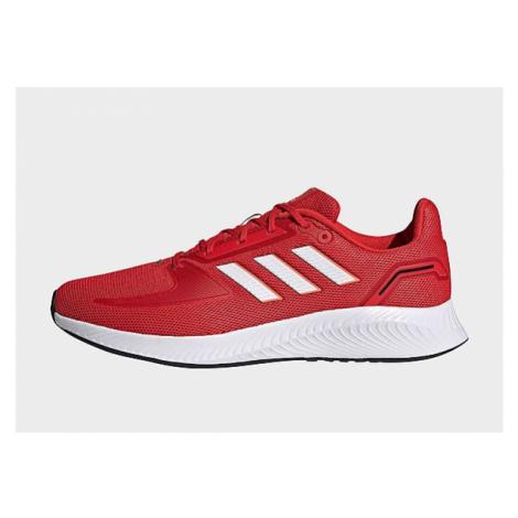 Adidas Runfalcon 2.0 Schuh - Vivid Red / Cloud White / Solar Red - Herren, Vivid Red / Cloud Whi