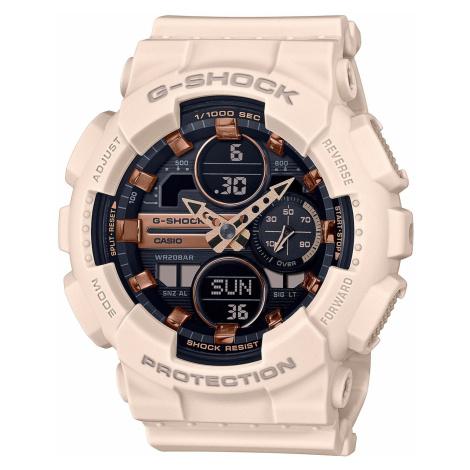 Casio GMA-S140M-4AER G-Shock Damen-Digitaluhr Beige