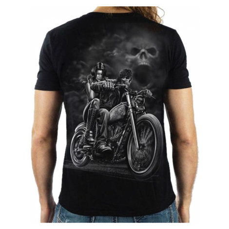 Hardcore T-Shirt Männer - HIGHWAY TO HELL - LETHAL THREAT - LT20712