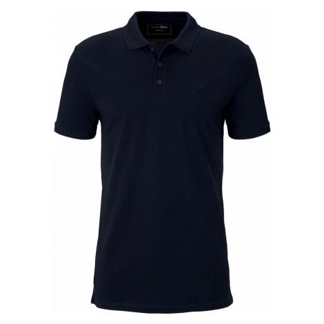 Tom Tailor Denim Herren Poloshirt Basic - Regular Fit