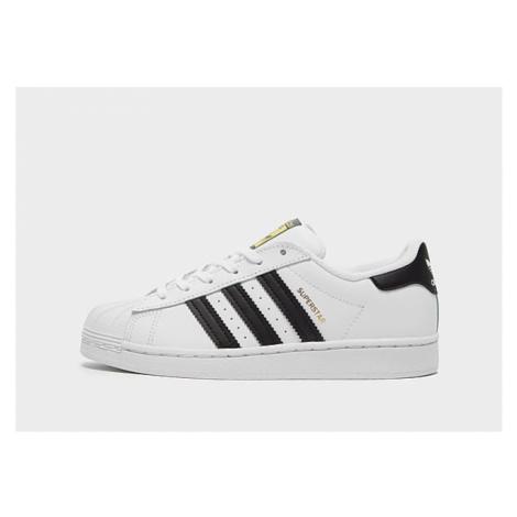 Adidas Originals Superstar Schuh - White/Black - Kinder, White/Black