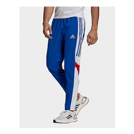 Adidas Trainingshose - Royal Blue / White / Scarlet - Herren, Royal Blue / White / Scarlet