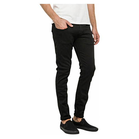 Replay Herren Jeans Anbass - Slim Fit - Schwarz - Black Hyperflex