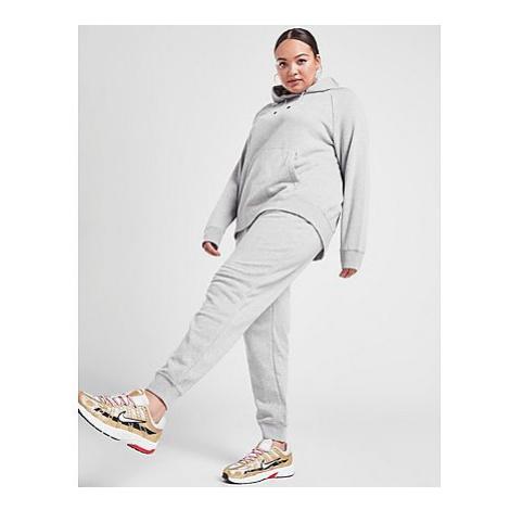 Nike Essential Plus Size Jogginghose Damen - Grey/White - Damen, Grey/White