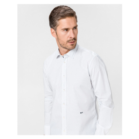 GAS Kin/s Tape Hemd Weiß