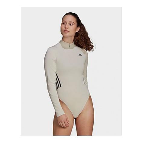 Adidas Mesh Body - Aluminium / Black - Damen, Aluminium / Black